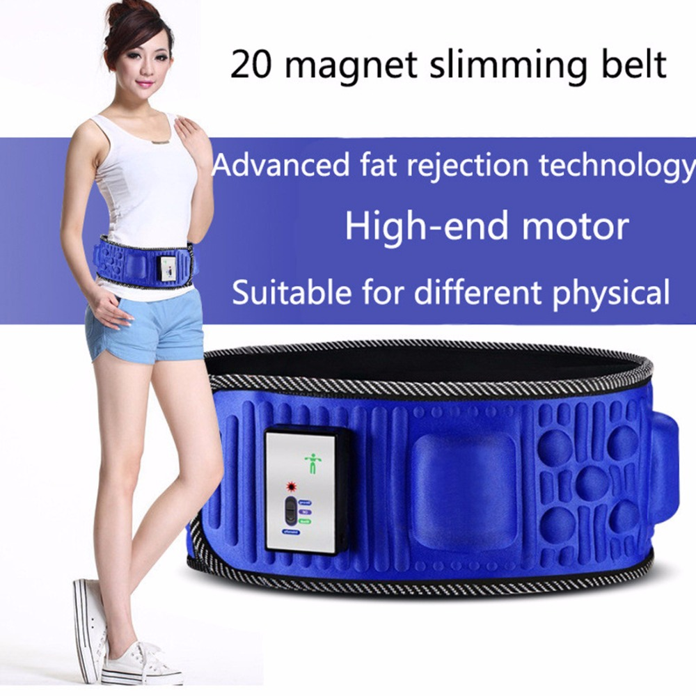 2017 New arrive X5 Weight Loss Massage Belt with 5 motor and 20 magnet Top Technology Slimming Massage Belt цена 2017