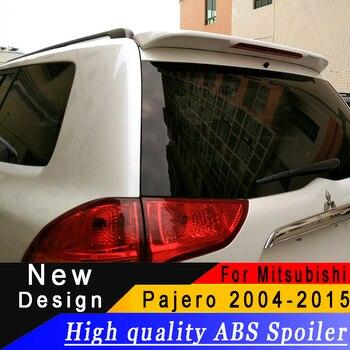 Für Mitsubishi Pajero Sport 2004 Zu 2015 Dach Spoiler Hohe Qualität ABS Spoiler Primer Oder Jede Farbe Heckspoiler Für Pajero Sport