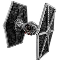 цена на Bela 10900 Star Wars Series Imperial TIE Fighter Building Block 550pcs Bricks Toys Compatible With Legoings 75122