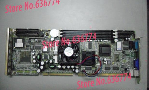 95% Новый PCA-6179V Процессорная плата ISA промышленный материнская плата