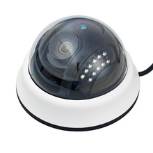 New 1000TVL 1/4 CMOS Color IR CUT 3.6mm Lens Dome CCTV Home Security Camera Video Surveillance Camera for house Security system