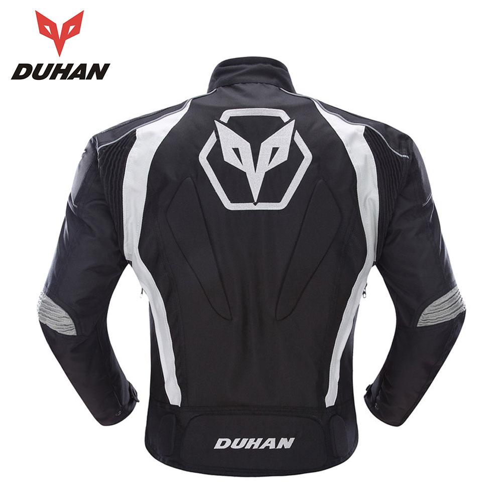 Chaqueta de moto para hombre DUHAN, a prueba de viento, conducción - Accesorios y repuestos para motocicletas - foto 3