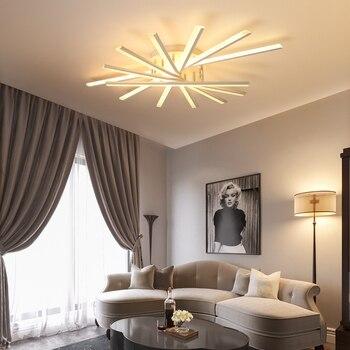 표면 장착 led 천장 조명 거실 침실 비품 램프 luminaria 실내 홈 장식 luminaire 홈 장식