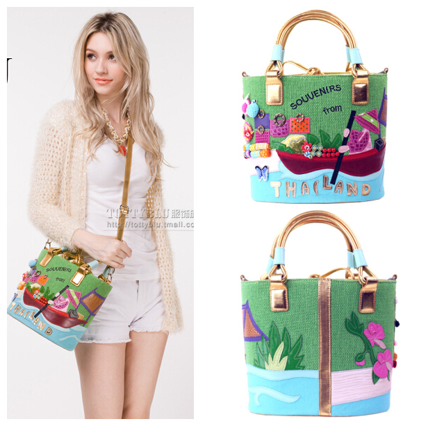 woman bags fashion 2015 designers italy braccialini cute candy color