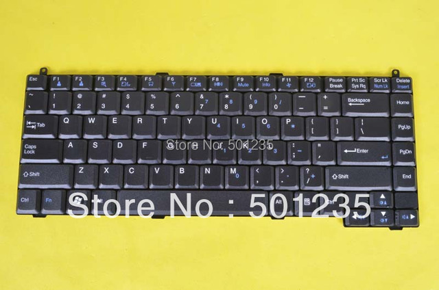 For LG R380 Keyboard US Version Black