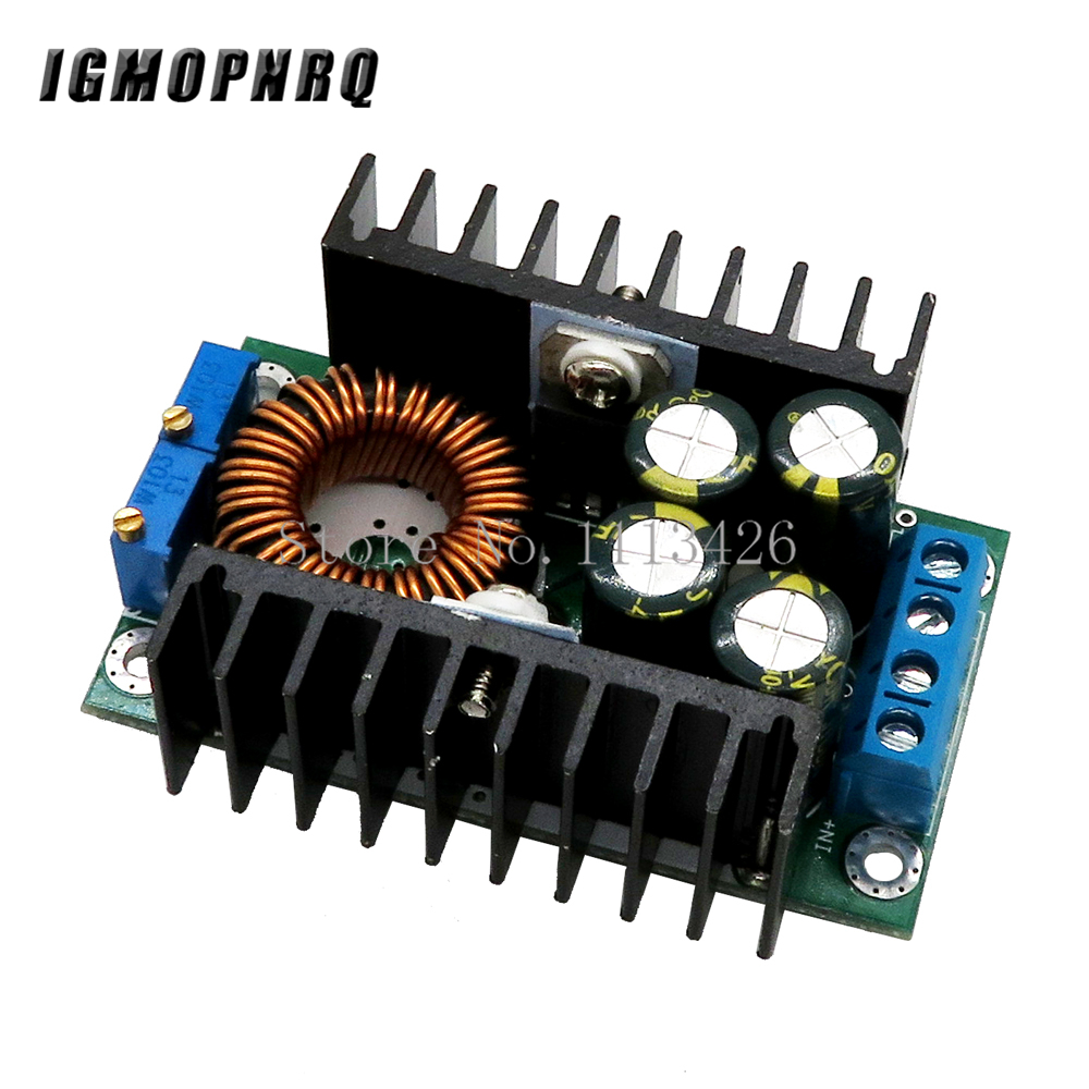 1pcs/lot DC CC 9A 300W Step Down Buck Converter 5-40V To 1.2-35V Power Module