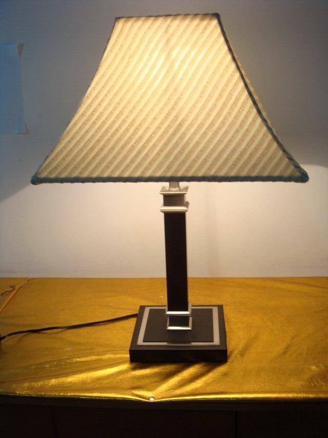 finish hotel port outlet lamp hamertone lamps ethernet quot products bronze desk