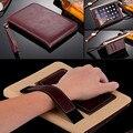 Для iPad 2/3/4 5 Воздуха/Воздуха 2 Люкс Кожаный Чехол с Ручной Функцией Владелец Кредитной Карты Для iPad Mini 2 3 4 Case