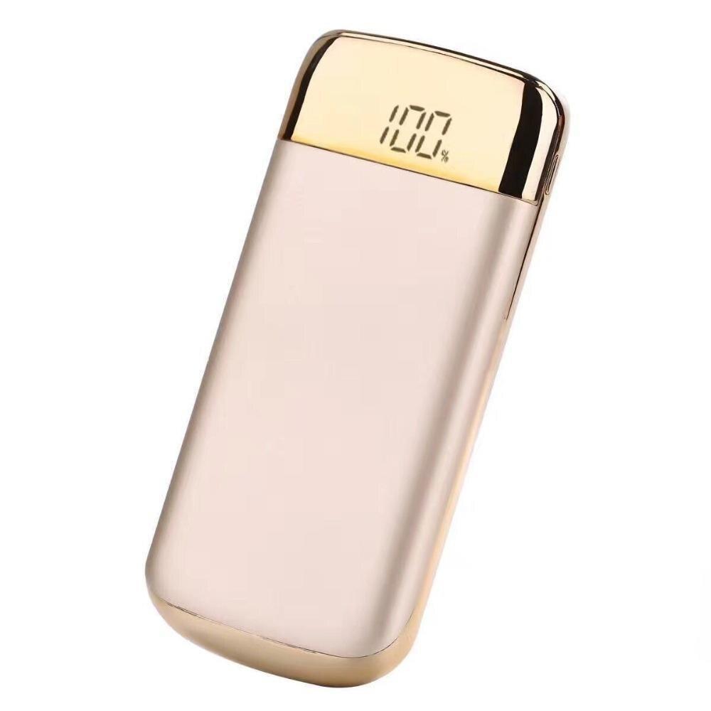 20000mAh power bank 20000 mah pover bank USB portable external battery charging tablets for xiaomi powerbank baterias