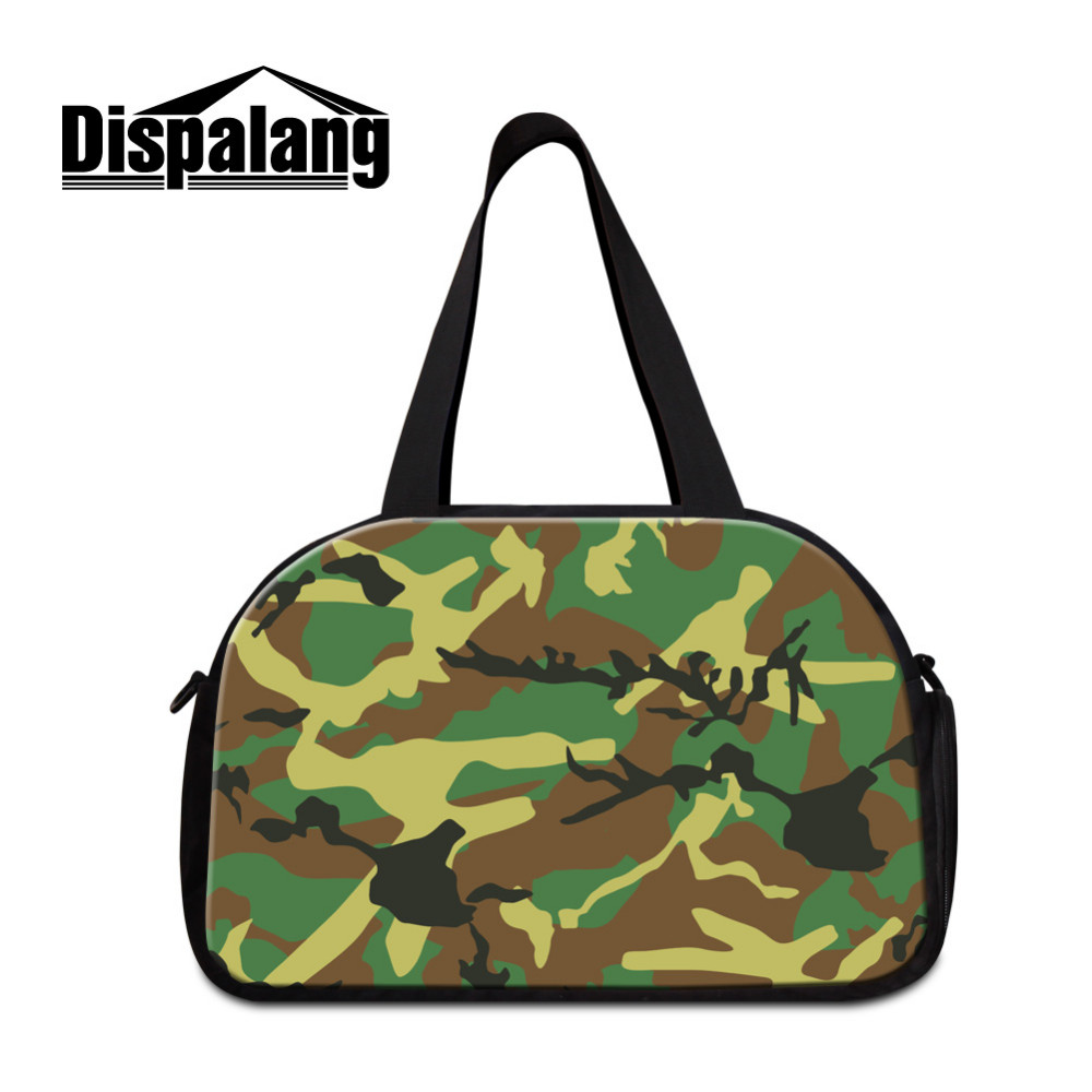 -camo travel luggage bag gym bag (4) New Men Shoulder Bag Gym Bag 24 L Athletic Bags Waterproof Travel Duffel Tote Durable Sport Handbag Fitness Bag