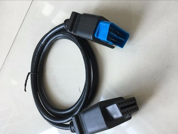 16pin obd2 obd2 obd 2 16pin connector auto diagnostic cable image