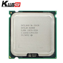 INTEL XEON E5430 2.66 GHz 12 M 1333 Mhz CPU Works บน LGA775 เมนบอร์ด(China)
