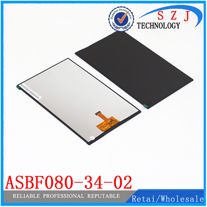 Original 8'' inch LCD display for Onda V801S V819i V819 4G lcd screen ASBF080-34-02 Repair Parts Replacement Free shipping new 8 9 inch case for onda v891 lcd display sl089pc24y0698 b00 al0698c al0698d lcd screen digitizer replacement free shipping