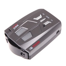 Anti laser Car Radar Detector Russian / English version 16 Full Brands LED Display X K NK Ku Ka Best Speed Control Car Detector