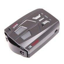 Anti laser Detector de Radar Do Carro Russo/Inglês versão Completa 16 Marcas Display LED X K NK Ku Ka Melhor Detector de Controle de Velocidade Do Carro