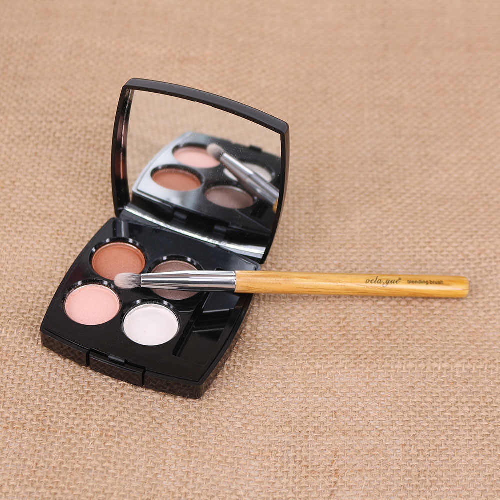 Vela. yue кисть-карандаш точное затенение блендер тени век, макияжная кисть для век Косметика Красота инструмент