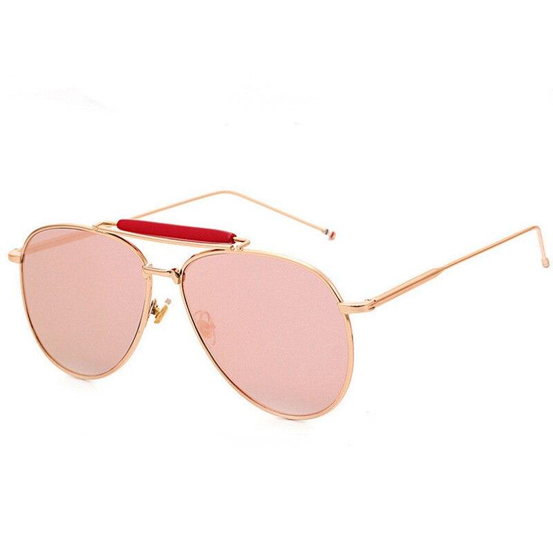 2c6131cd630 KOTTDO High Quality Top Mirror Steampunk Men Fishon Brand Designer Women  Cat Eye Sunglasses Male Female Eyewear Oculos de sol-in Sunglasses from  Apparel ...