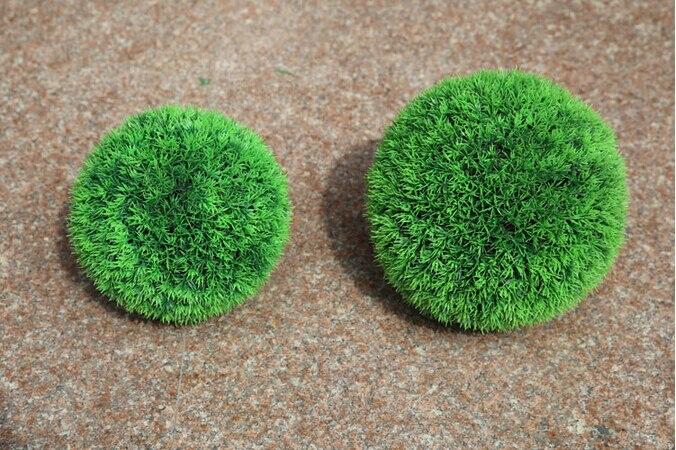 Tovarna poceni cena! Mešane velikosti plastičnih cvetov Topiarne - Prazniki in zabave - Fotografija 4