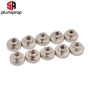 10pcs/lot M3 Nut Heat Bed Knur