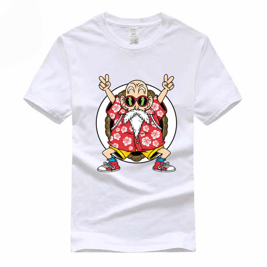 Dragon Ball японского аниме роль супер Z футболка Goku короткий рукав с круглым вырезом Повседневная футболка Новинка Swag GMT072