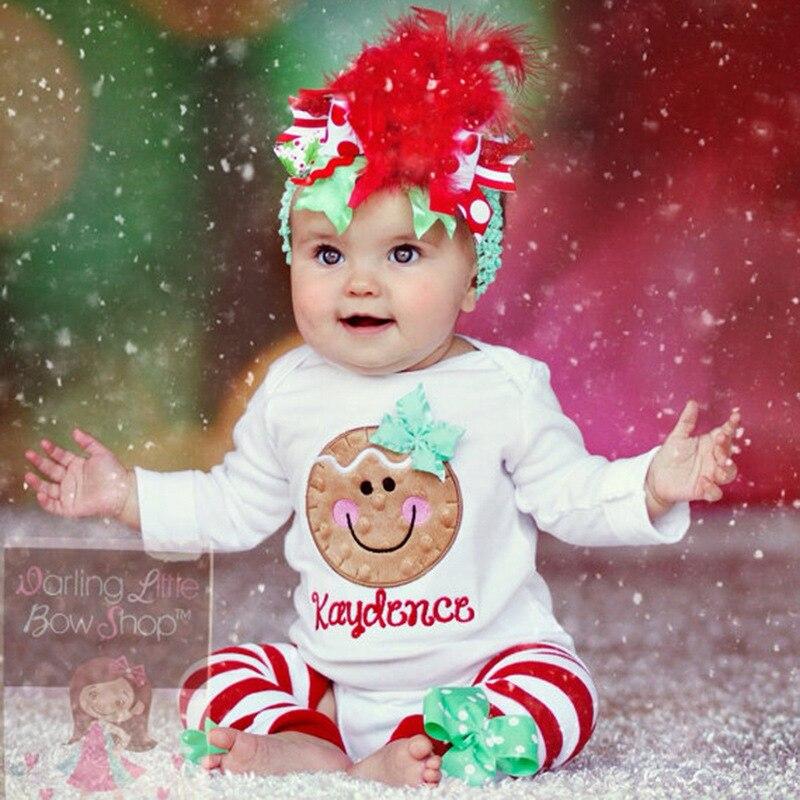 ropa de beb traje de navidad para los nios recin nacidos de los bebs ropa del beb de los mamelucos de navidad sonrisa