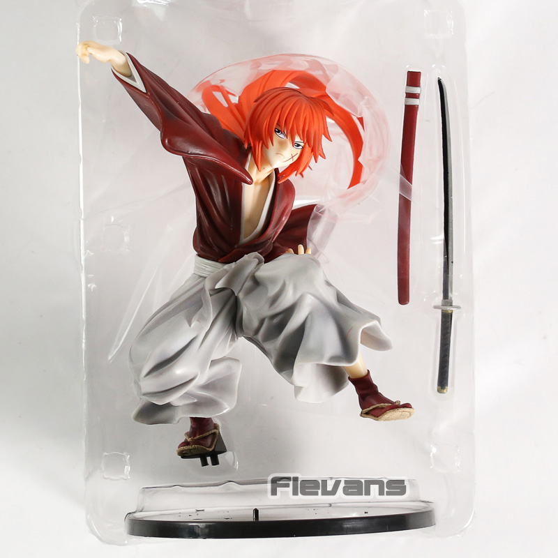 Image 5 - Samurai X Rurouni Kenshin Himura Kenshin PVC Figure Toy Collectible Figurine Model-in Action & Toy Figures from Toys & Hobbies