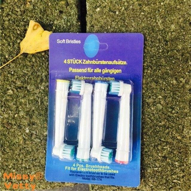 Новый электрическая зубная щетка головы SB-22A нейтральный головка зубной щетки применяются D12.013