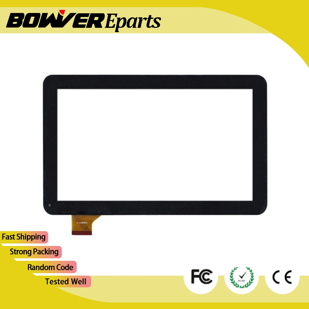 A+ 10.1 Inch 100% New Touch Screen WJ608-v2.0 WJ608 Tablet PC Touch Panel Digitizer Glass Replacement Parts