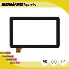 A + 10.1 Pulgadas del 100% Nueva Pantalla Táctil WJ608-v2.0 WJ608 WJ608-v1.0 Tablet PC de Panel Táctil Digitalizador De Vidrio