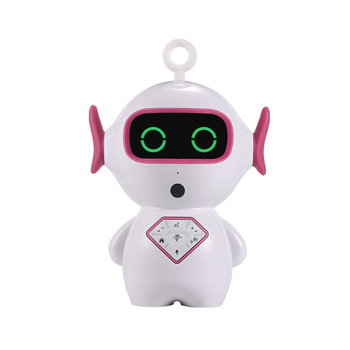 2019 Interpad English Version Smart Robot Intelligent Children Early Education Robots Toy With AI Voice Music Story Wifi Connect 1