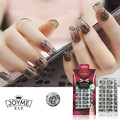 Sexy Black Lace Women Nail Stickers 3d Nail Art Warps Nail Strips Decoration Manicure Decor Full Cover Nail Accessories Hot