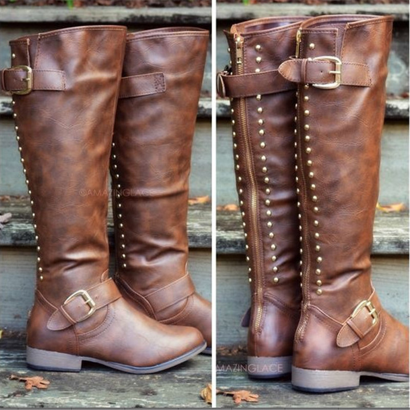f5aee774d25 best top 10 riding boots black brown list and get free shipping ...