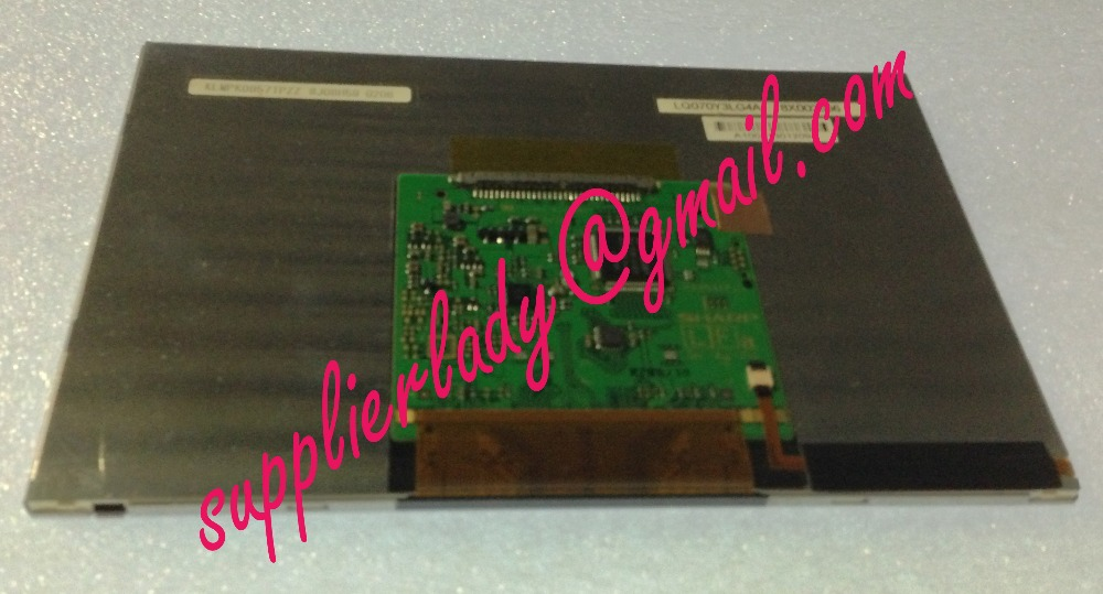 Original and New 7inch LCD screen LQ070Y3LG4A free shipping $ a 7inch 100