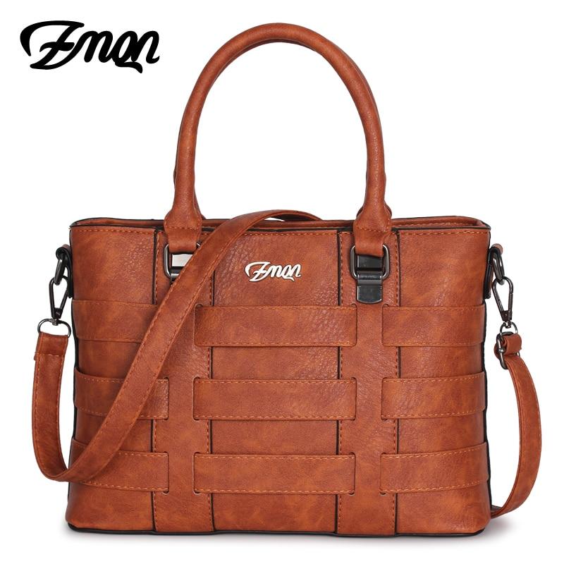 ZMQN Crossbody Bags For Women Designer <font><b>Handbags</b></font> Women Famous Brands PU Leather High Quality Shoulder Bag Vintage Luxury Kabelka