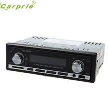 Nave de la gota de Nueva 12 V Car Stereo Radio FM MP3 de Audio jugador de Apoyo Bluetooth Del Teléfono USB/SD MMC Puerto de la Electrónica Del Coche En El Tablero Mar713