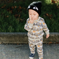 2016 autumn witner kids baby boy clothes kids clothing sets sports Elephant ins hot-selling male autumn sweatshirt pants 2 pcs