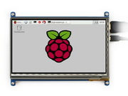 module Waveshare Raspberry Pi 3 B 7inch HDMI LCD Display 800*480 Touch Screen Support Lubuntu Raspbian various systems wareshare replacement 4 lcd touch screen module for raspberry pi model b b blue