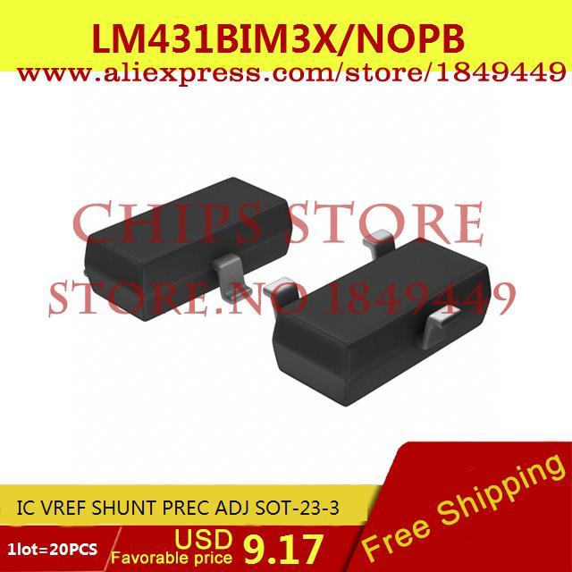 Price LM431BIM3