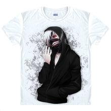Toka Kirishima Toka Kirishima T-Shirt Camisa el calor-transferidos Camisetas anime Fan kawaii traje camisetas hombre hombres camisas de Anime un