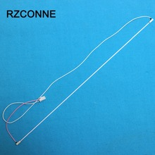 270mmx2.0mm wide screen CCFL Backlight Lamps with wire harness for 12 inch LCD Laptop Screen Display without welding 2pcs/lot