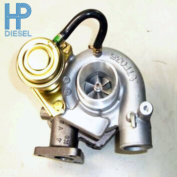 Mitsubishi pajero ii/delica 2.8 td 4m40 92kw 125hp-밸런스드 터보 풀 터빈 49135-03130 49135-03310 me202578 me201677