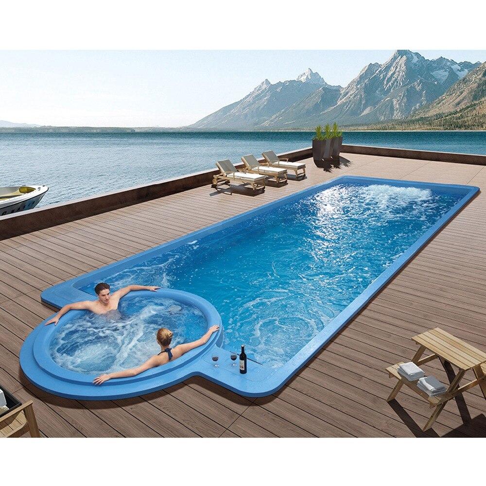12-meter Multi Getriebe Geschwindigkeit Regulierung Schwimmen Pool Uv-strahlung/ozon Tötung In Luxus Haus Hof Gut Verkaufen Auf Der Ganzen Welt