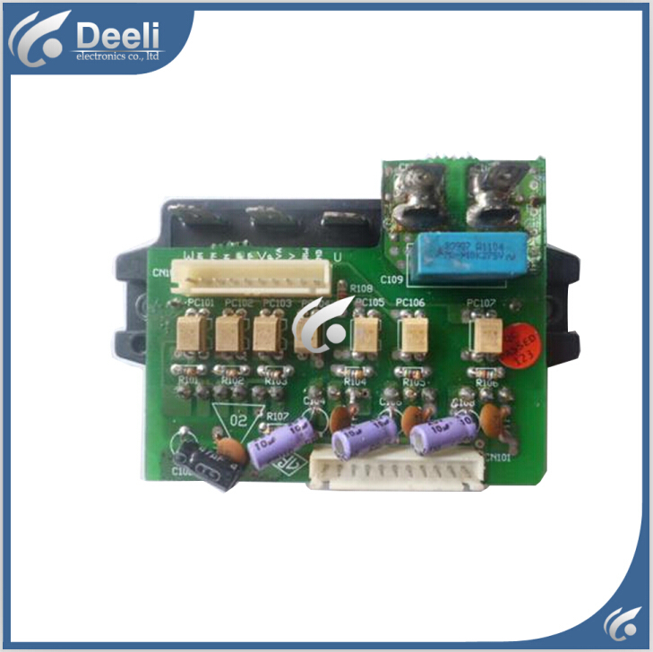 95% new good working for air conditioning computer board 001A0600274 module board replaced 0010451921 VC571015 30A on sale power board for storageworks 4400 eva4400 uid 399054 001 012487 001 original 95% new well tested working one year warranty
