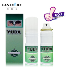 Lanthome Yuda Hair Growth Pilatory Spray 60ml Herbal Toppik Sunburst Hair Regrowth Product For Men and Women Hair Thickener