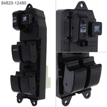 Car Automobile Window Lifting Switch Electric Folding 84820-12480 for 2004-2009 Toyota Prius Vehicle