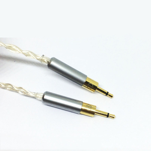 Image 5 - New Upgrade Balance Audio Cable for Sennheise HD700 HD 700 Headphone Headset 8 Shares Single Crystal Copper Plated Silver Line