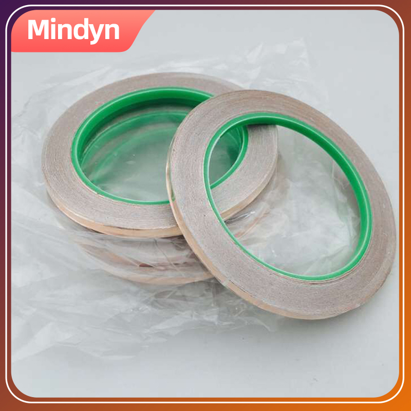 Copper Tape Double-sided conductive Adolescent science education DIY electronics SMT circuit course materials package parts