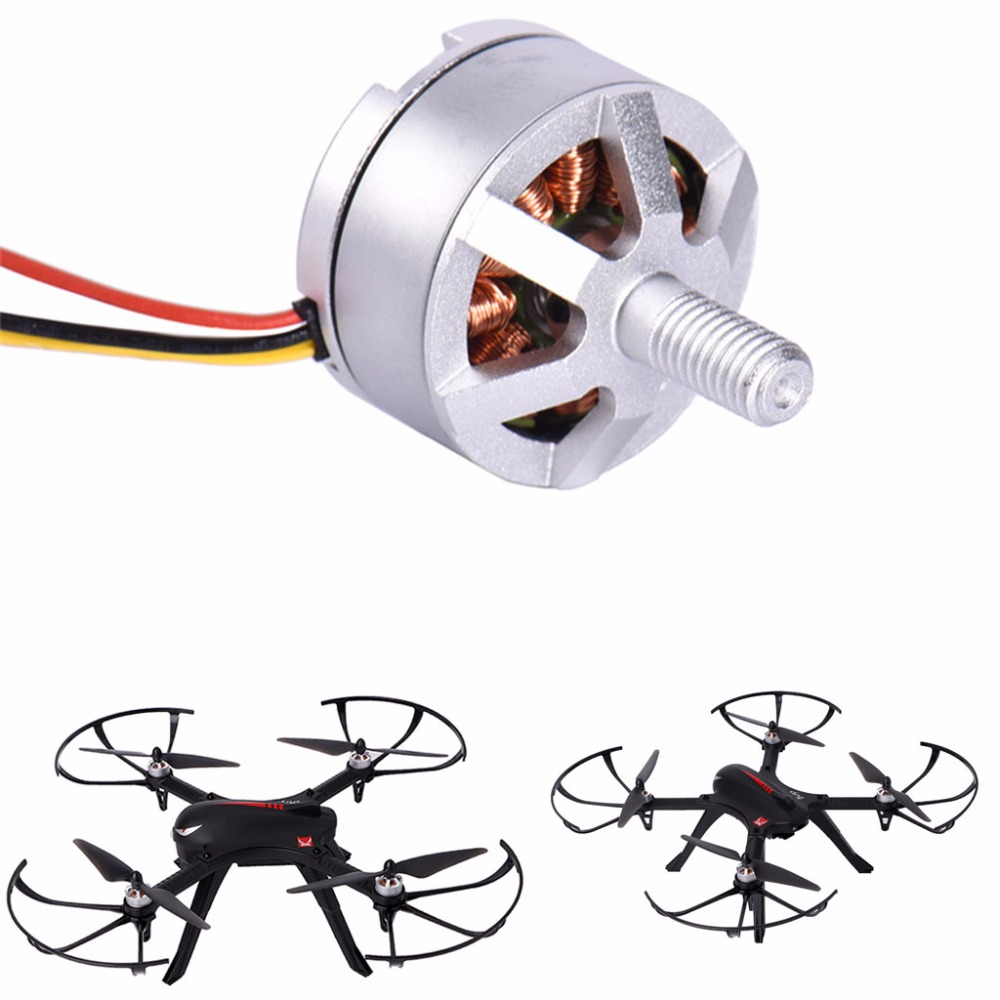 1806 1800KV Brushless Motor For MJX B3 Bugs 3 2.4G RC Drone Quadcopter new 1pcs cw brushless motor for mjx bugs b3 drone 3 rc quadcopter spare parts j6292