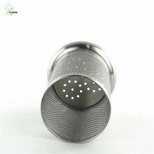 YI HONG Creative Kitchen Accessories Net Design Tableware Storage Holder Stainless Steel Drain Water Type Chopsticks Cage A1152c