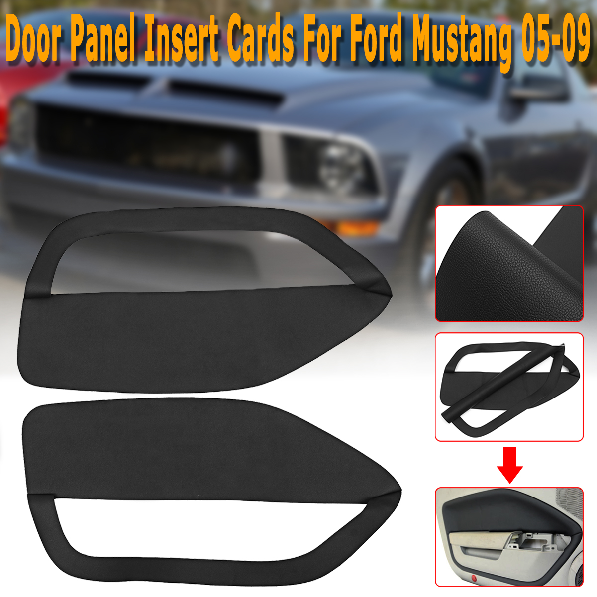 x mustang with sanfranciscolife ford insert galery measurements vertical saveenlarge panel door help forum